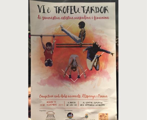 2015 VI Trofeu Tardor Andorra